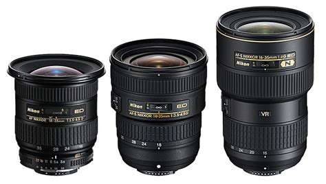 Nikon 1835mm F3545d Review  Photography Life
