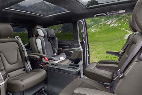 Mercedes V Klasse 2019 by 232 Ve 2019 Mercedes Classe V Restyl 233 Leblogauto