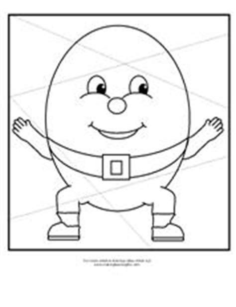 Humpty Dumpty Puzzle Template by Humpty Puzzle Activity Print Th