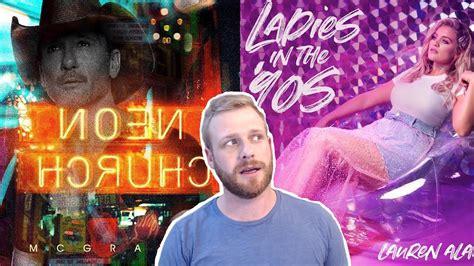 Tim Mcgraw's Neon Church And Lauren Alaina's Ladies In The