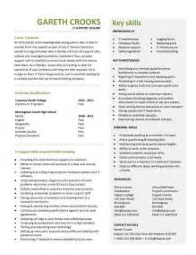 It Support Technician Cv Sample Job Description Cvs