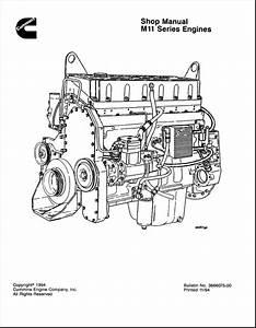 Cummins Engine M11 Series