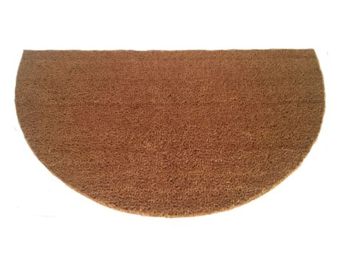 Half Circle Doormat by Half Circle Custom Doormat 35x19 5 Send Us