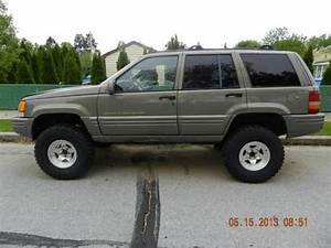 Sell Used 1997 Jeep Grand Cherokee Limited Lifted V8 In