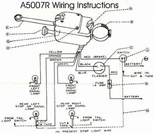 Turn Signal Wiring Diagram