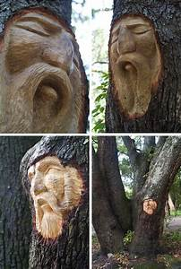 for Tree spirit carvings by keith jennings
