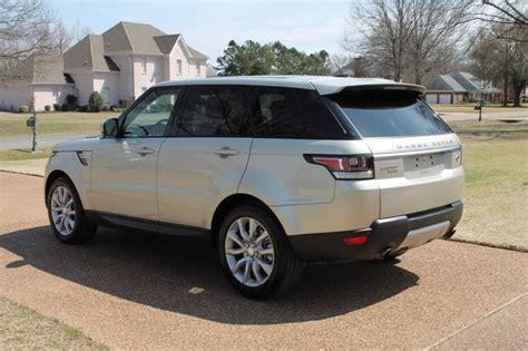 2014 Land Rover Range Rover Sport Hse Supercharged Price