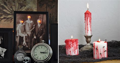 Easy Diy Halloween Home Decorations  Bored Panda