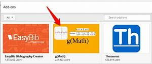 how to use latex math equations in google docs With google docs math add on