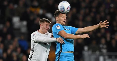 Derby County vs Fulham injury news - three defenders out ...