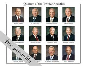 12 Apostles LDS Church