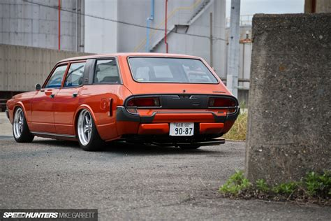 Wagon Cars : The Japanese Muscle Wagon