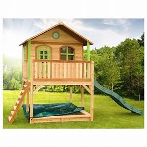 Maison Enfant En Bois : cabane enfant bois marc x x m achat ~ Dailycaller-alerts.com Idées de Décoration