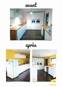 Cuisine Avant Après : avant apr s sur une cuisine et bien plus encore ~ Voncanada.com Idées de Décoration