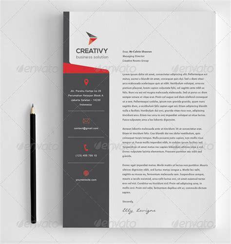 letterhead design templates print idesignow