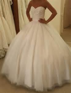 my big wedding dresses my big poofy alfred angelo cinderella 205 wedding dress weddingbee