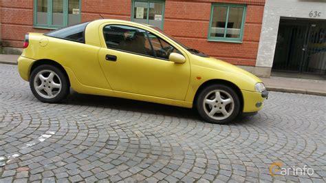Opel Tigra by Opel Tigra A