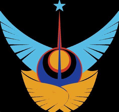 united equestria emblem  emkay mlp  deviantart