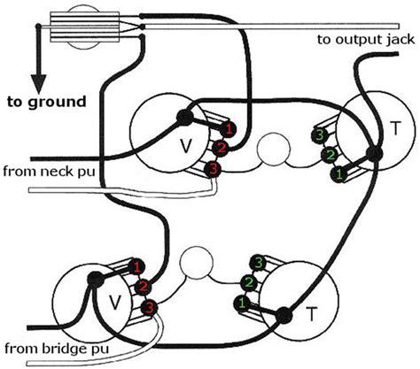 Mod Garage Decouple Your Les Paul Volume Controls