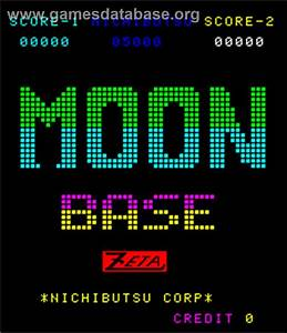 Moon Base - Arcade - Games Database