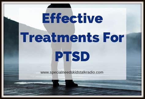 effective treatments  ptsd raising november