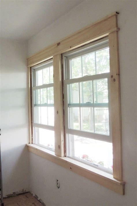 Craftsman Window Trim Tags Interiors, Exterior, Diy