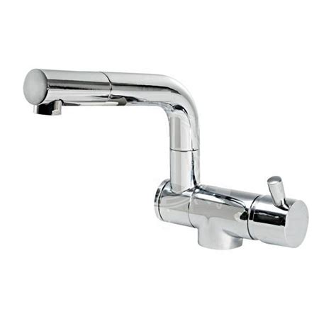 robinet escamotable cuisine accessoire eau bateau cing car robinet rabattable
