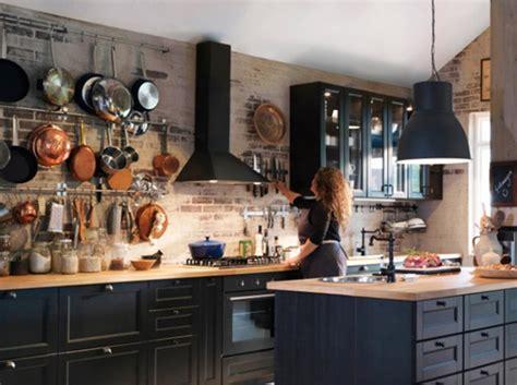 table cuisine pas cher cuisine industrielle ikea cuisine en image