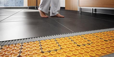 heated floors technology hardware retailing