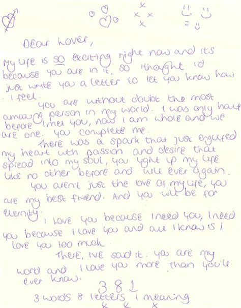 letters to the i loved the ultimate letter kent