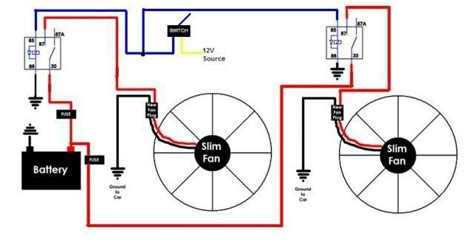Diy Fan Relay For You Car Cars Fix Electric