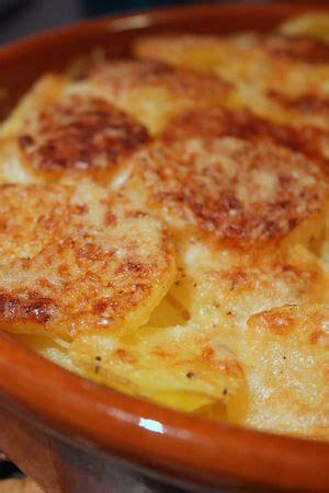 recette avec boursin cuisine gratin de pommes de terre au boursin cuisine chez requia