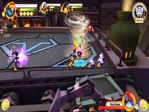 Marvel Super Hero Squad Online Gameplay Storm,Invisible ...