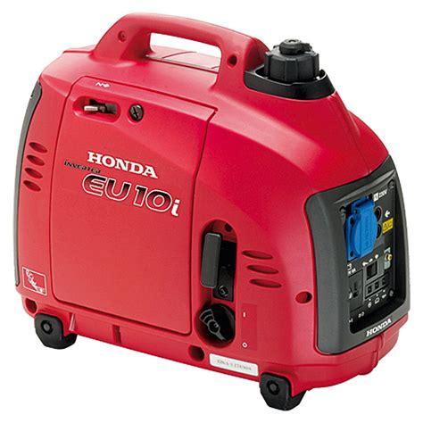 Honda Stromerzeuger Eu 10i Max Leistung 1 000 Va