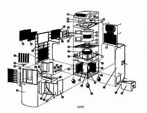 Danby Portable Air Conditioner Parts