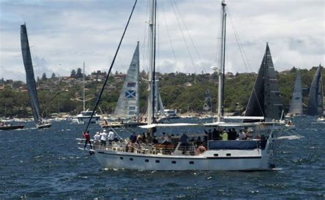 ketch ft classic yacht sydney boat hire