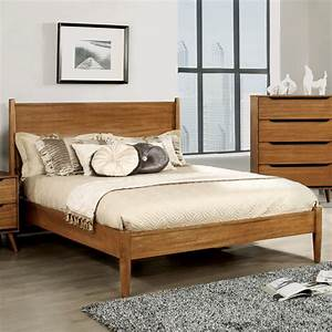 mercury row mason mid century modern platform bed With furniture and mattress outlet mason city iowa