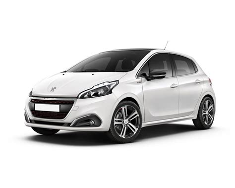 peugeot car rental peugeot 208 or similar hatchback car hire colne van