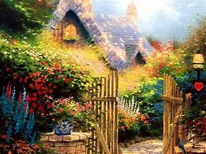 Beautiful Small House HD desktop wallpaper : Widescreen ...