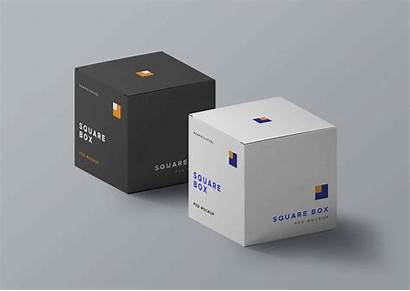 Mockups Mockup Square Boxes Impress Clients Why
