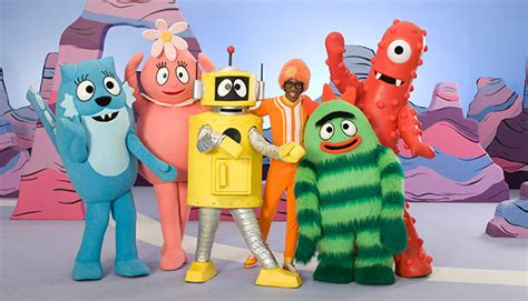Is a fun way for your young children to learn. Yo Gabba Gabba! - Plugged In