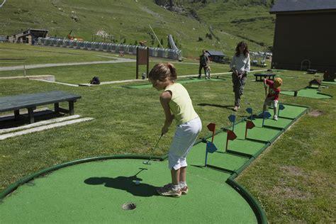 mini golf de bureau mini golf vall de n 250 ria