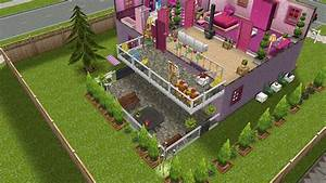 Pin By April On Sims Freeplay House Designs  With Images