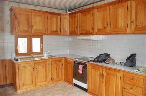 meubles de cuisine en pin cuisine meuble de cuisine simple conception de maison