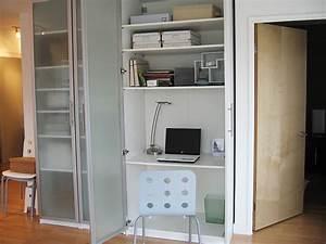 Armoire Bureau Ikea : armoire de bureau ikea ~ Teatrodelosmanantiales.com Idées de Décoration