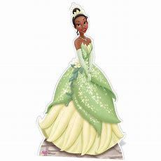 Disney Princess The Princess And The Frog Tiana Cut Out Merchandise Zavvi
