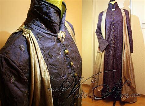 Elrond Robe The Hobbit Elven Costume Elven Clothing
