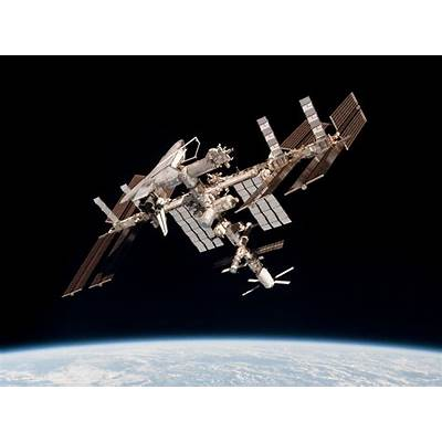 ATV-5 pushes Station away from space debrisOrion blog