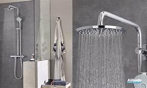 Colonne De Douche Grohe : colonne de douche hydromassante grohe espace aubade ~ Dailycaller-alerts.com Idées de Décoration