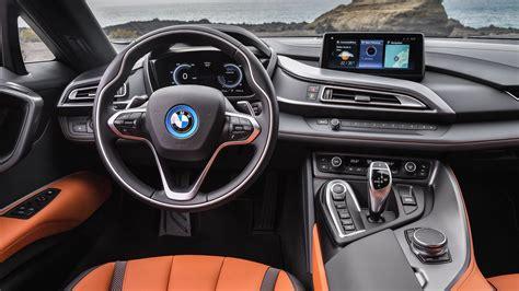 Bmw I8 Roadster Backgrounds by 2018 Bmw I8 Roadster 4k Interior Wallpaper Hd Car